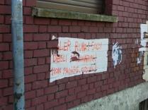 rivendicazioni sui muri