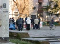 le comunità che frequentano il parco