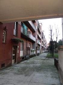 ingresso cortili via Giambellino