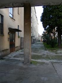 i cortili da via Giambellino 2
